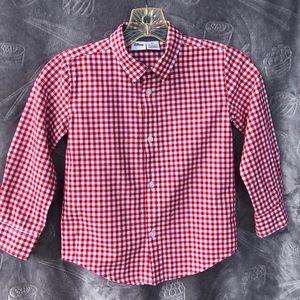 Children's button down shirt